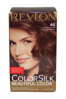 Revlon 46 Medium Golden Chestnut brown