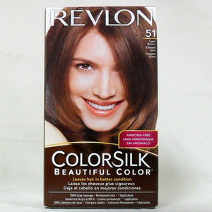 REVLON 51 Light  Brown
