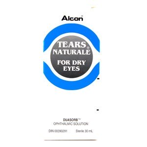 Tears Natural Eye Drops 30 ml