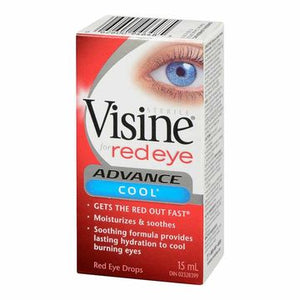 Visine For Red Eye Advance Cool 15 ml