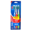 Oral-B All Rounder 123 Tooth Brush Soft 3's
