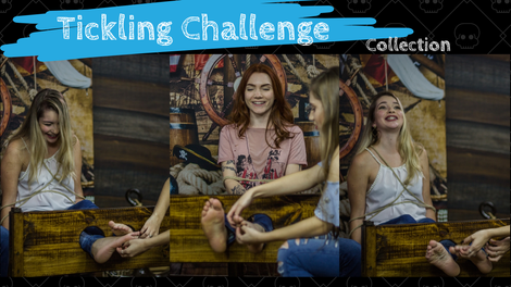 Tickling Girls Challenge