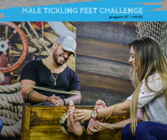 MALE FEET TICKLE