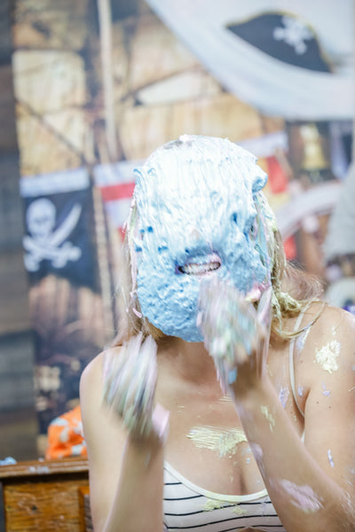 Pie Face Girls Challenge - Full Program (FullHD 1920x1080)