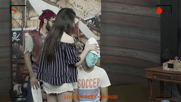 Pie Face Guy Challenge 05 (with hot girls) FullHD.mp4
