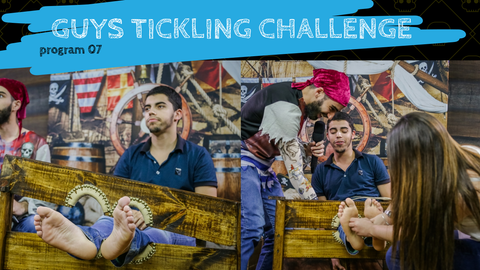 Tickling Challenge - Program 7 (João)