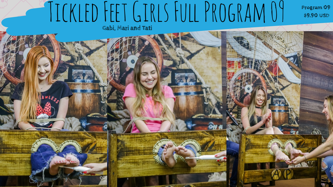 tickling feet girls