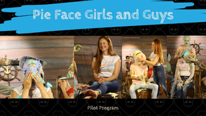 pie in the face girls