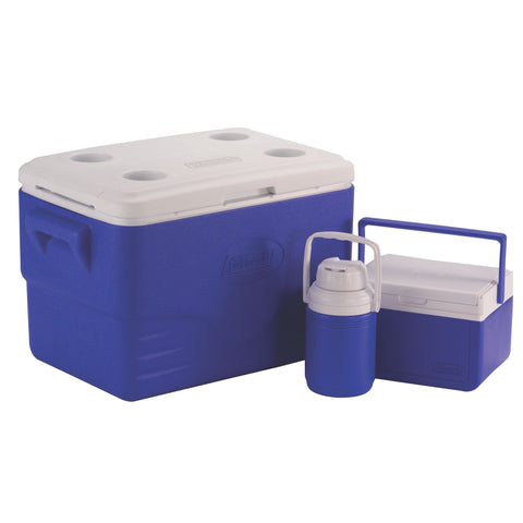 3 PIECE 54 QUART COOLER COMBO
