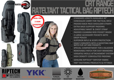 SSG RATELTAKT COMPETITION BAG