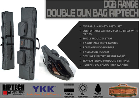 SSG RIFLE BAG - DOUBLE