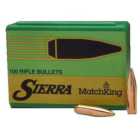 SIERRA RIFLE BULLETS - MATCHKING