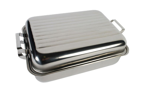 STAINLESS STEEL ROASTER
