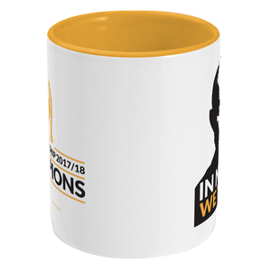 Champions Two Toned Mug