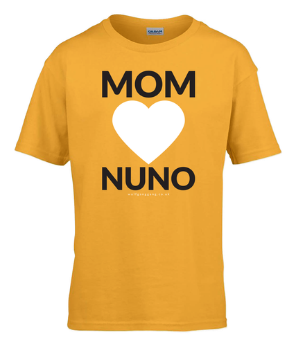 Mom Loves Nuno - Kids