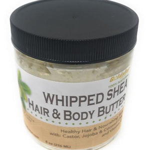 Seven reasons why Goldstar Whipped Shea Butter is perfected for your hair and body