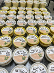 Unrefined Shea Butter Wholesale and Retail Ghana