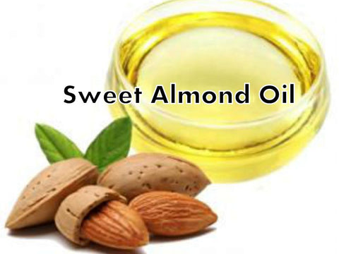 Goldstar 100% Pure, Cold-Pressed, Organic Sweet Almond Oil