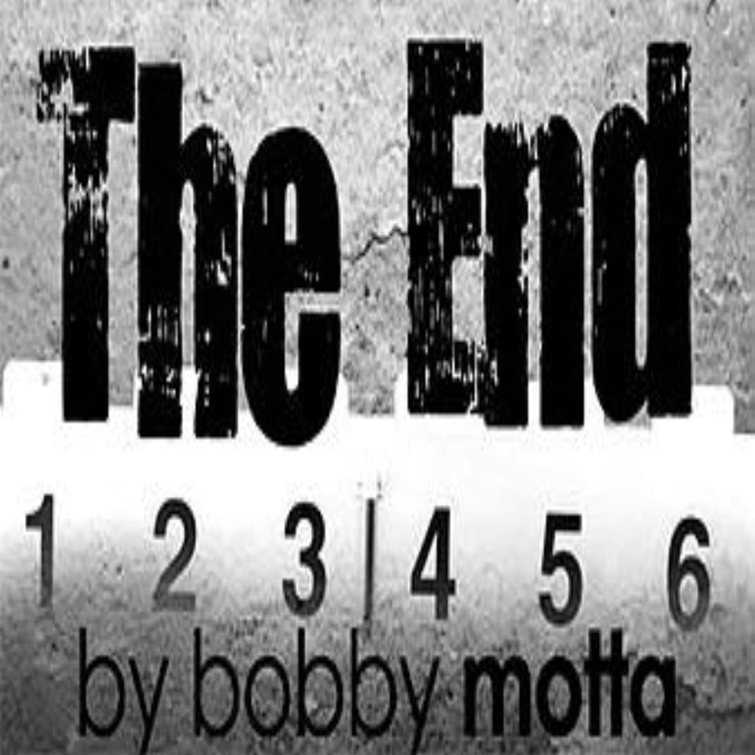 The End (out of stock)