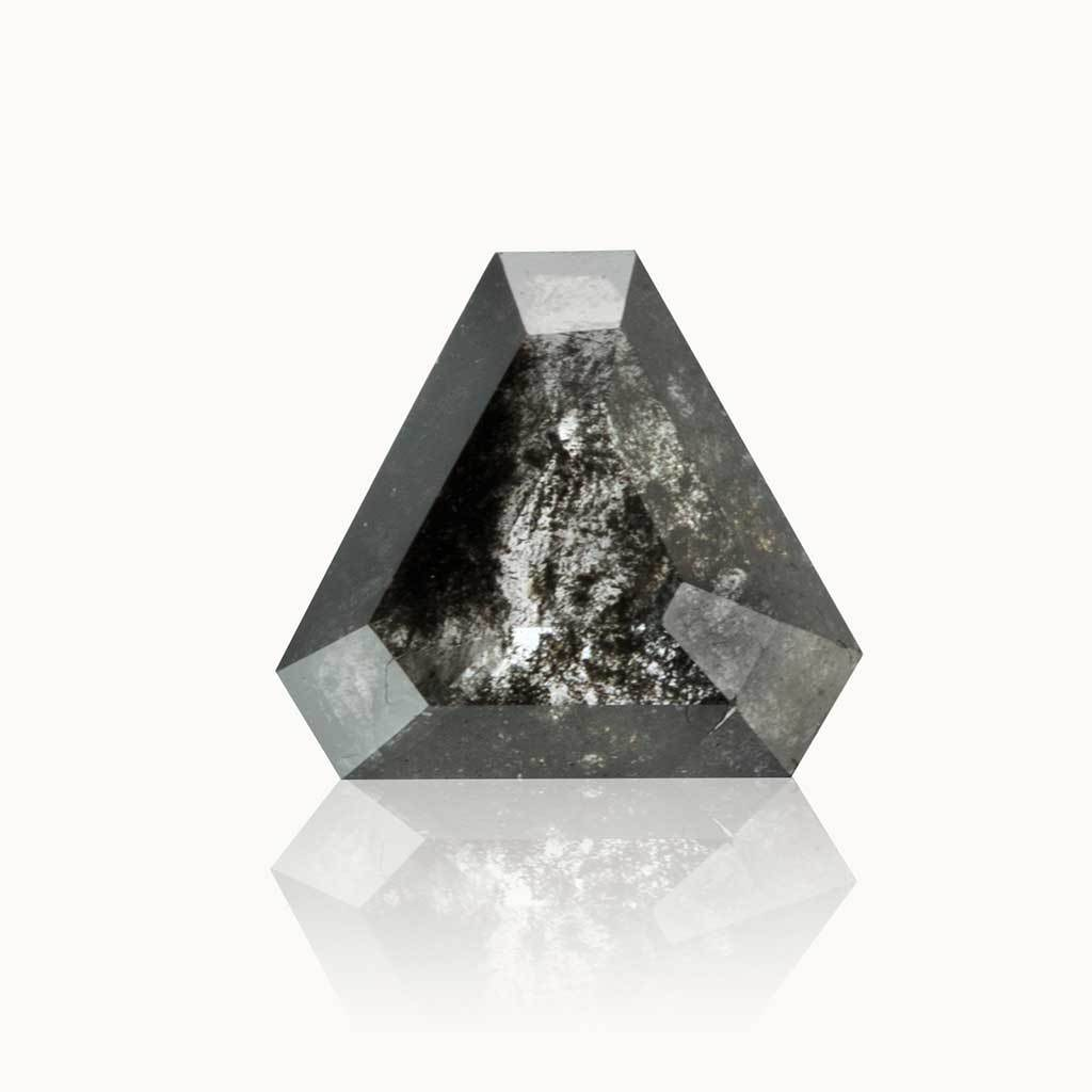 0.80 ct. Galaxy Grey Geometric Diamond