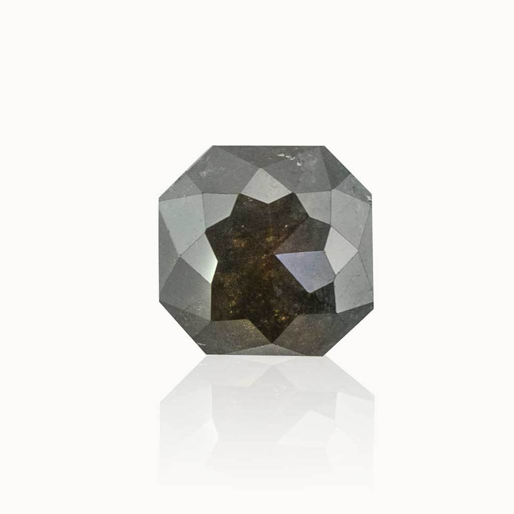 1.18 ct. Galaxy Grey Hexagon Diamond
