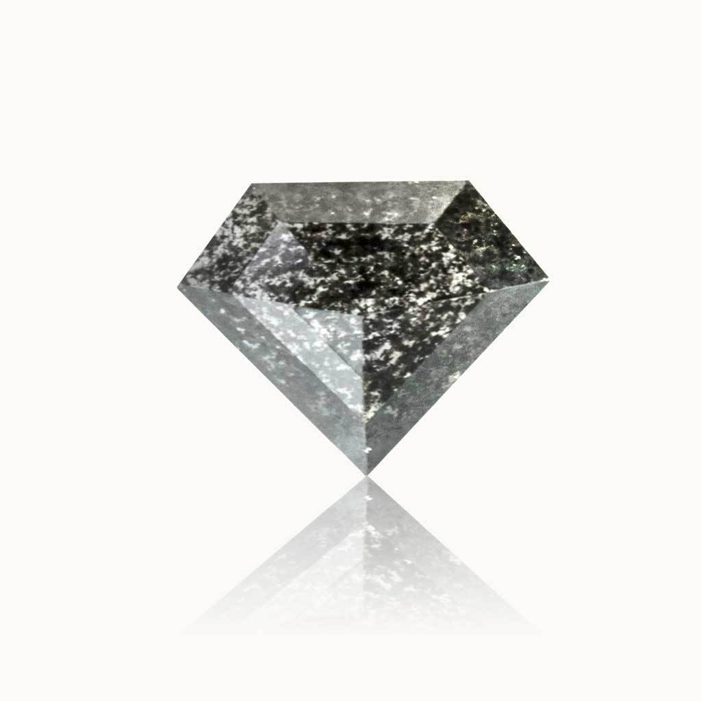 0.59 ct. Galaxy Grey Geometric Diamond