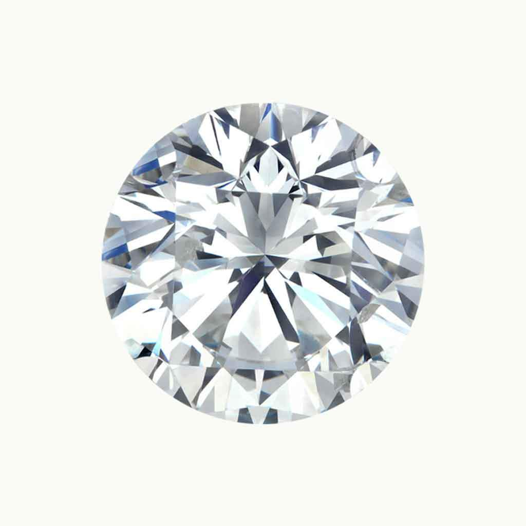 1.25 ct. Round Lab Grown Diamond