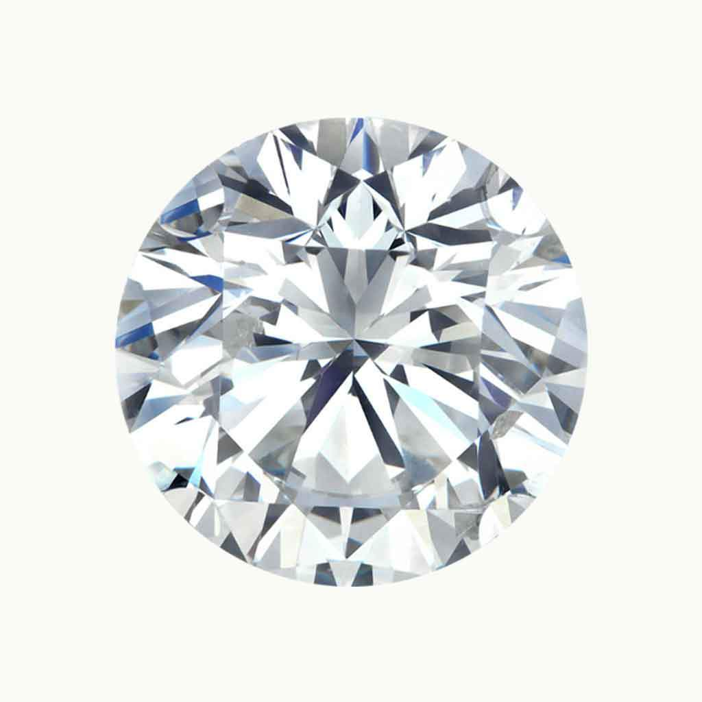 1.75 ct. Round Lab Grown Diamond
