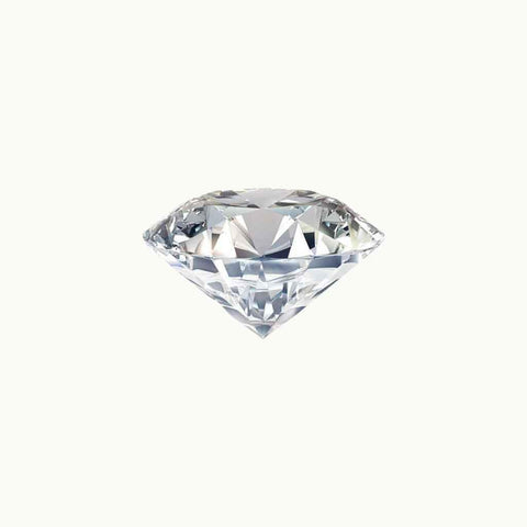 0.75 ct. Round Lab Grown Diamond