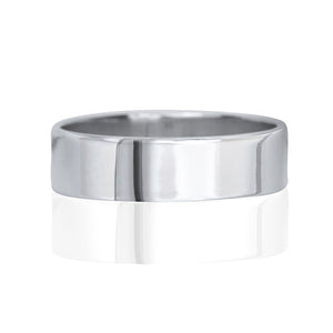 Chris Custom Wedding Band