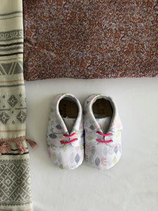 Baby Shoes | Nature