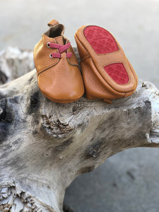 Apricot Baby Shoes