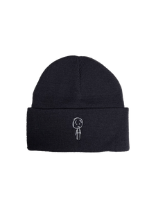 Charcoal Grey Toque