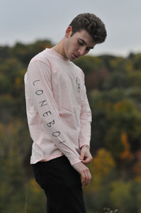 Pink LoneBoi Long Sleeve