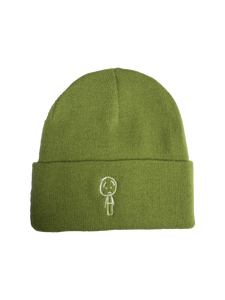 Pear Green Toque