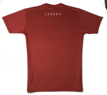 Red Tee Inverted Logo