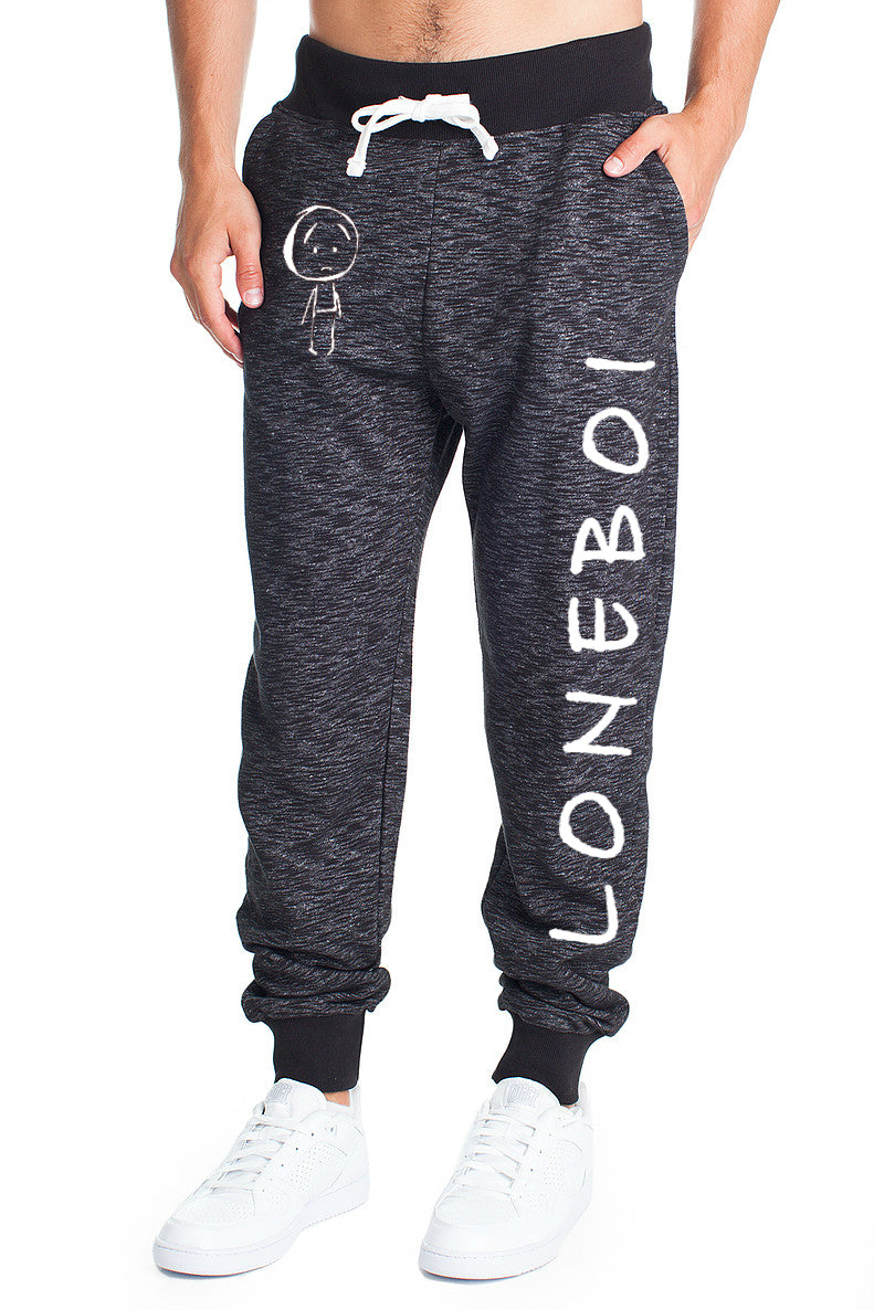 LoneBoi Track Pants