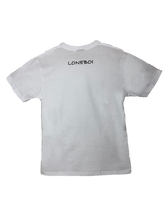 White Loneboi Rain Tee