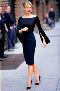 WHO'S WEARING ROLAND MOURET?