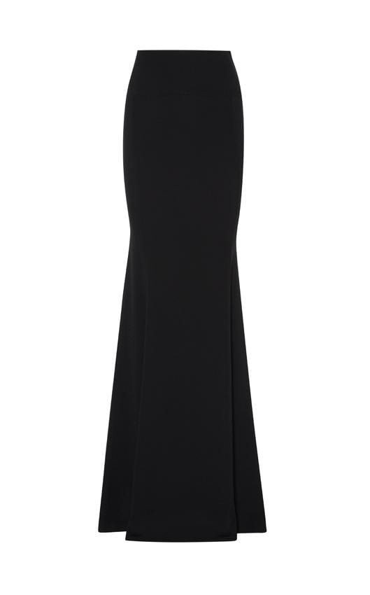 Aries Skirt In Black from Roland Mouret