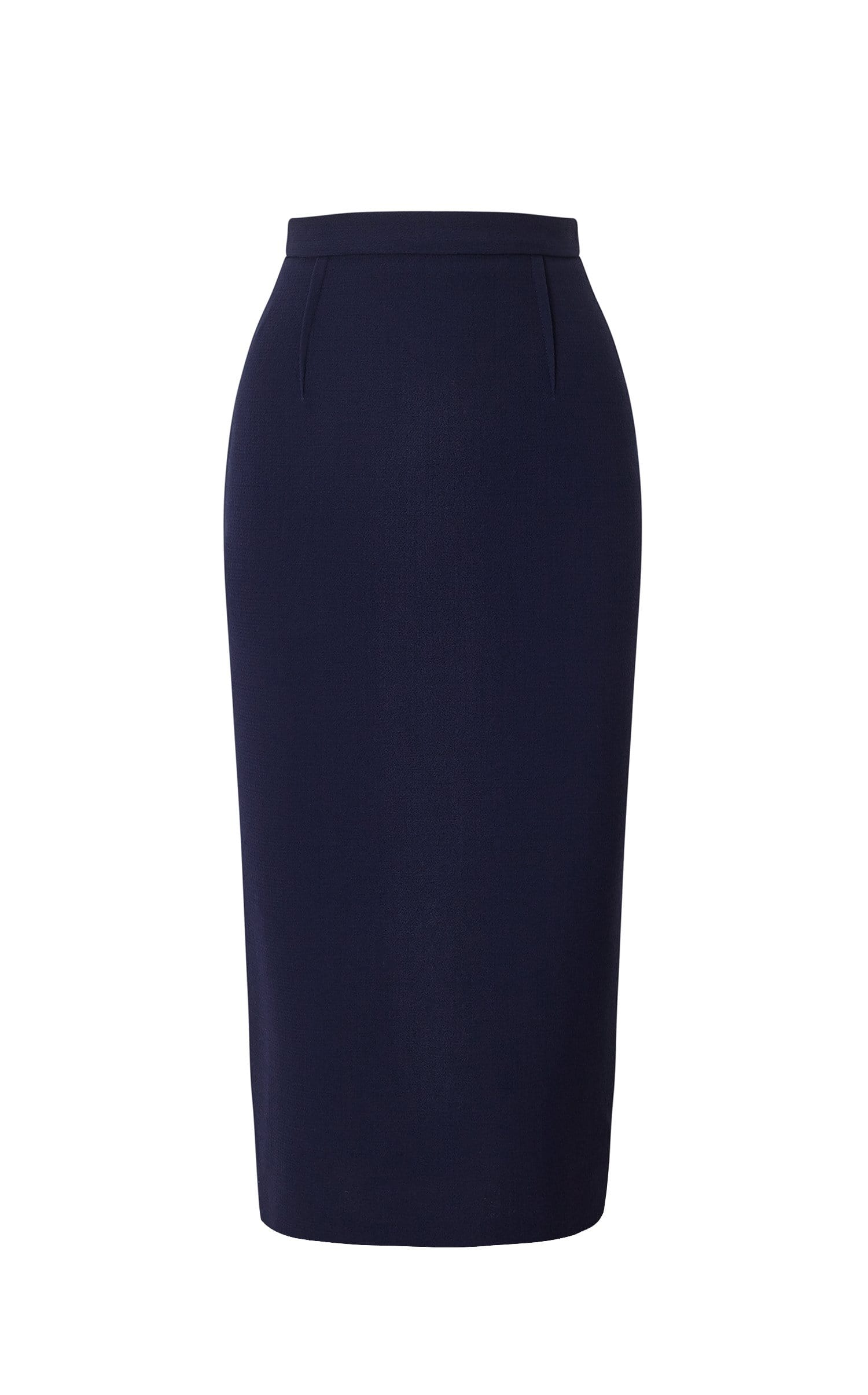 Arreton Skirt In Navy from Roland Mouret