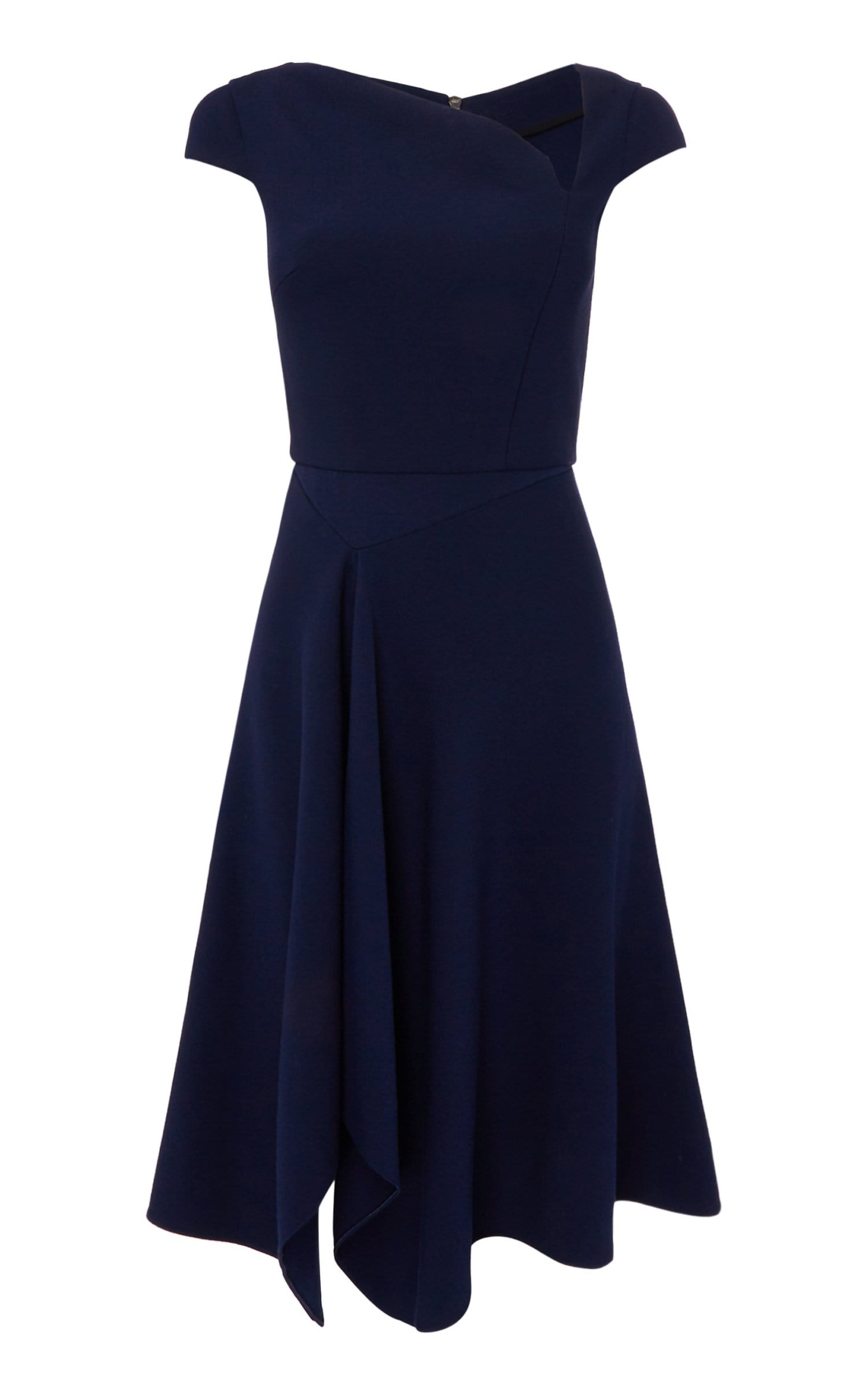 Augustus Dress In Navy from Roland Mouret