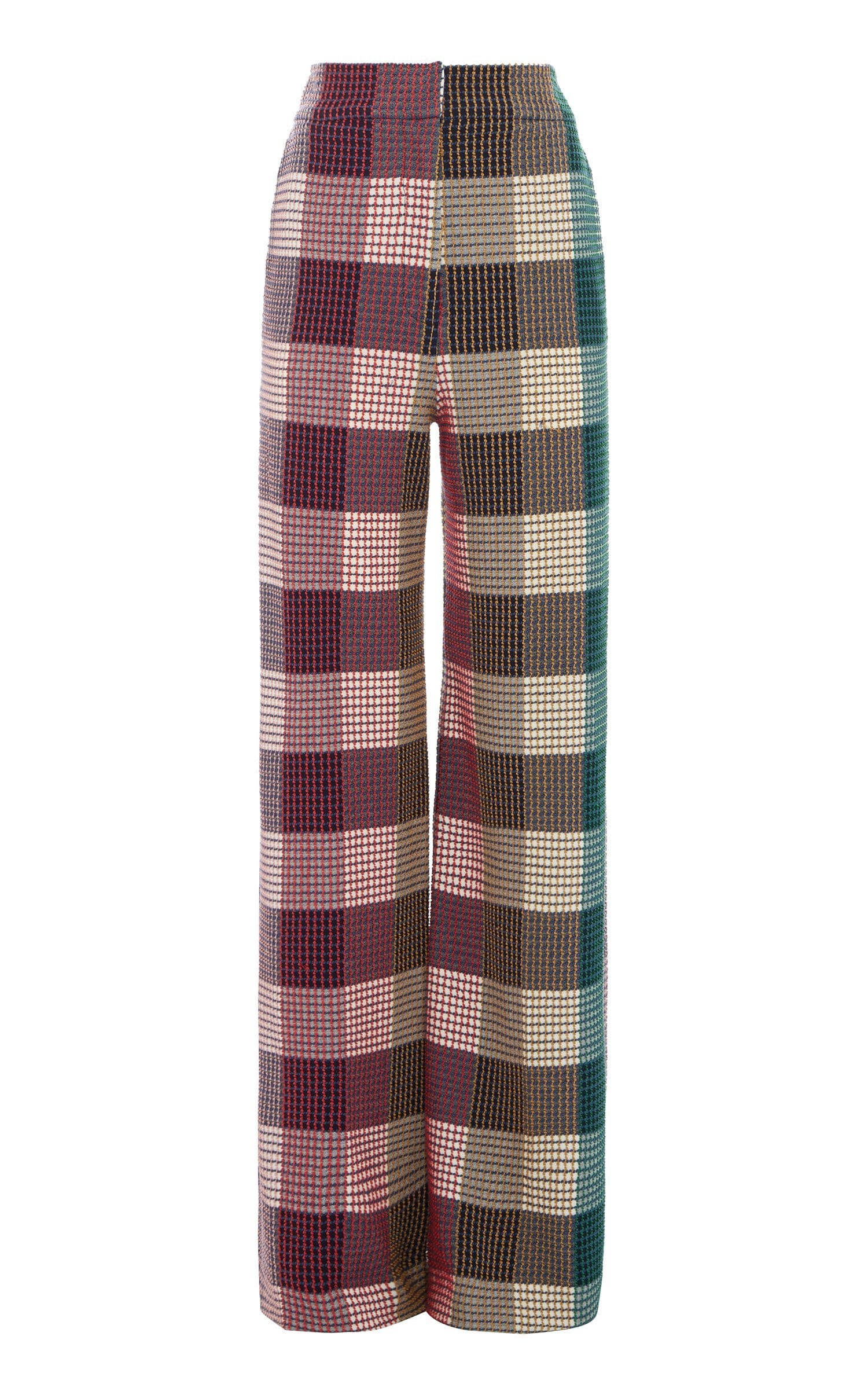 Delano Trouser In Multi from Roland Mouret