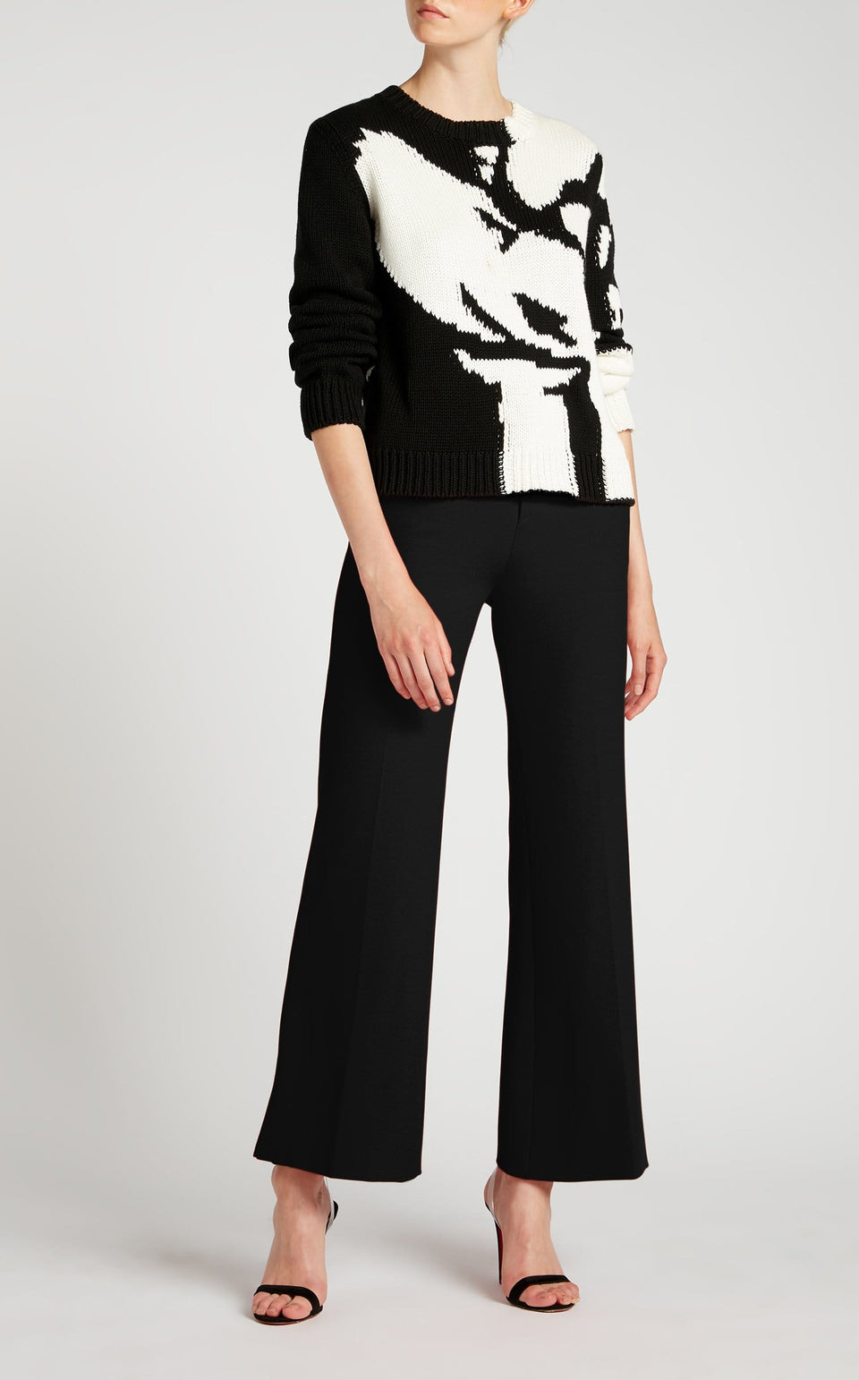 Dilman Trouser In Black from Roland Mouret