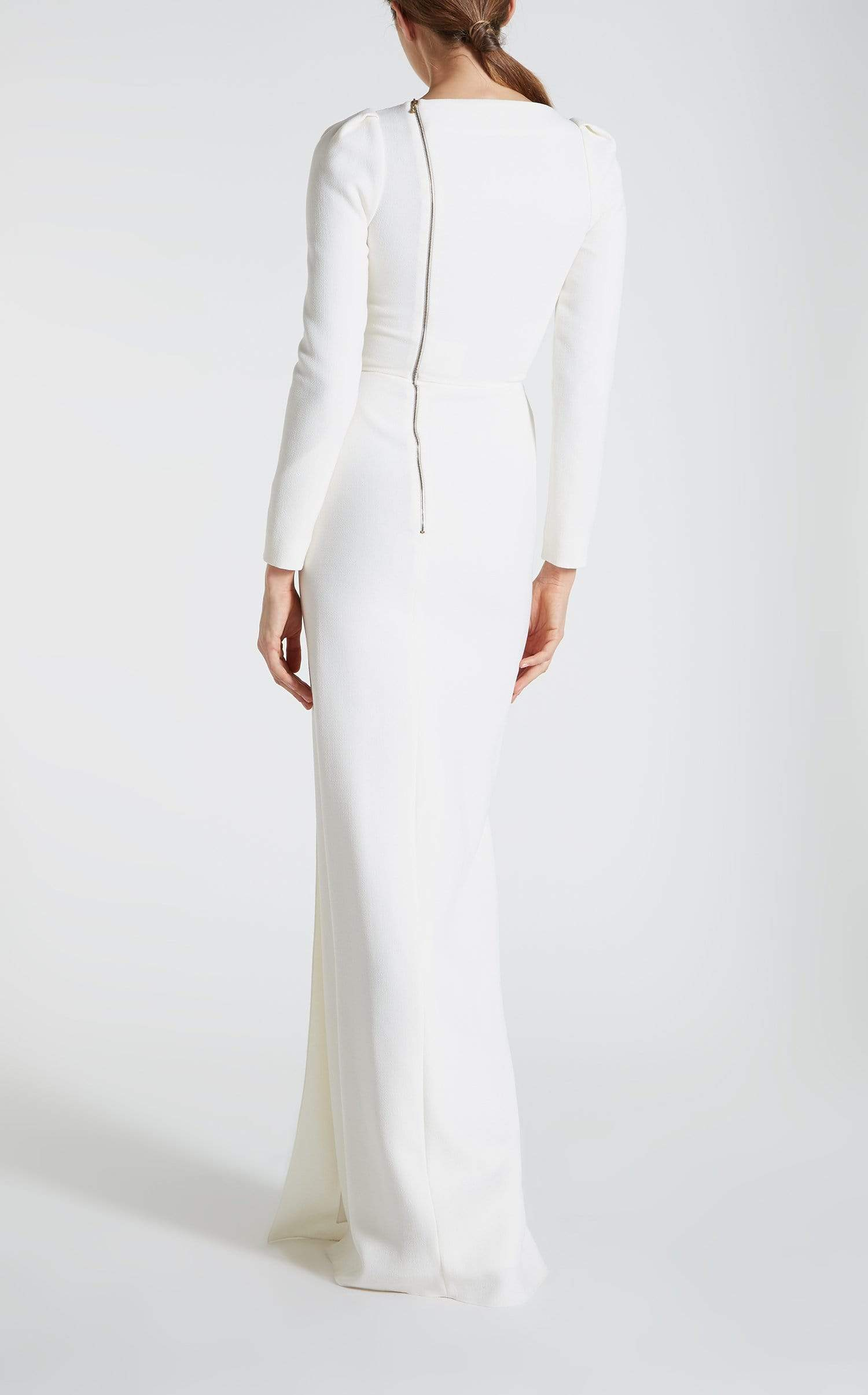 Ella Gown In White from Roland Mouret