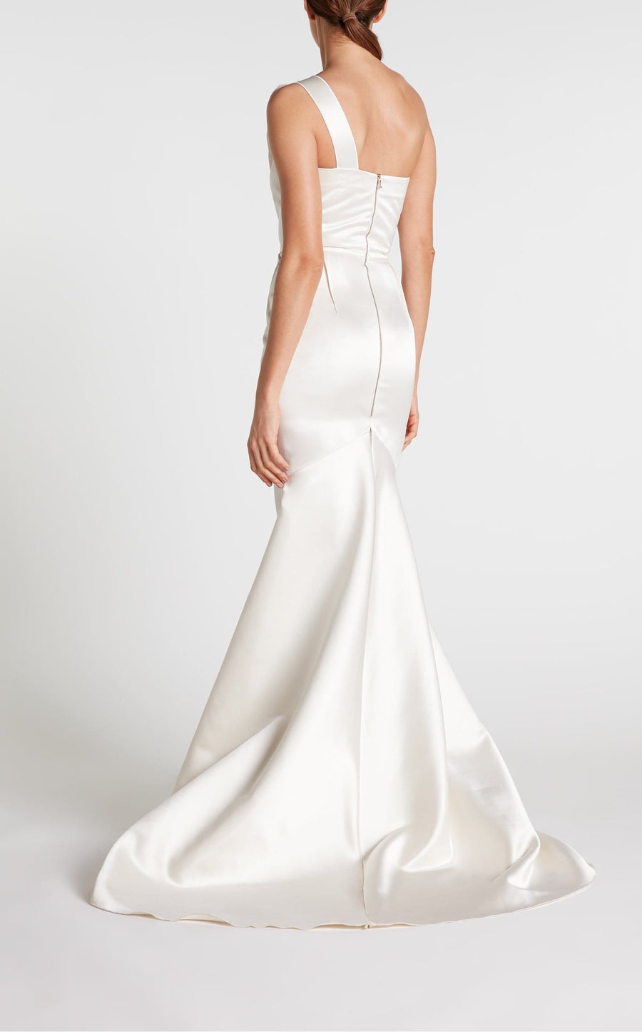 Giorgia Gown In White from Roland Mouret