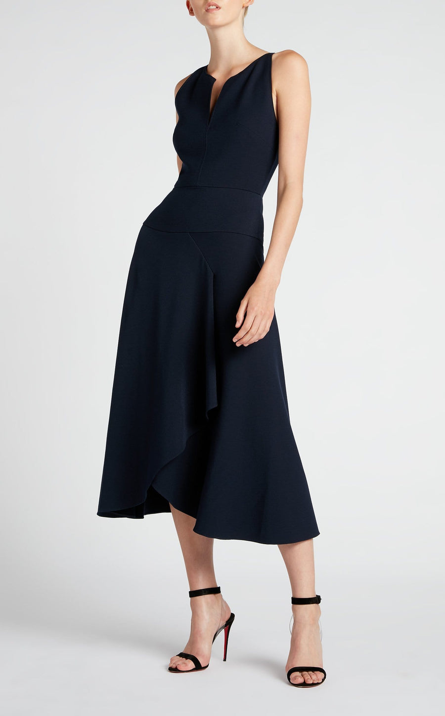 Jackson Dress In Navy from Roland Mouret