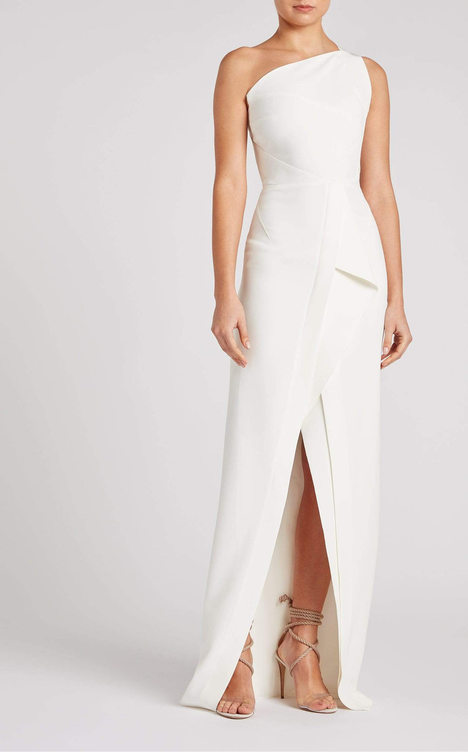 Lilyvick Gown In White from Roland Mouret