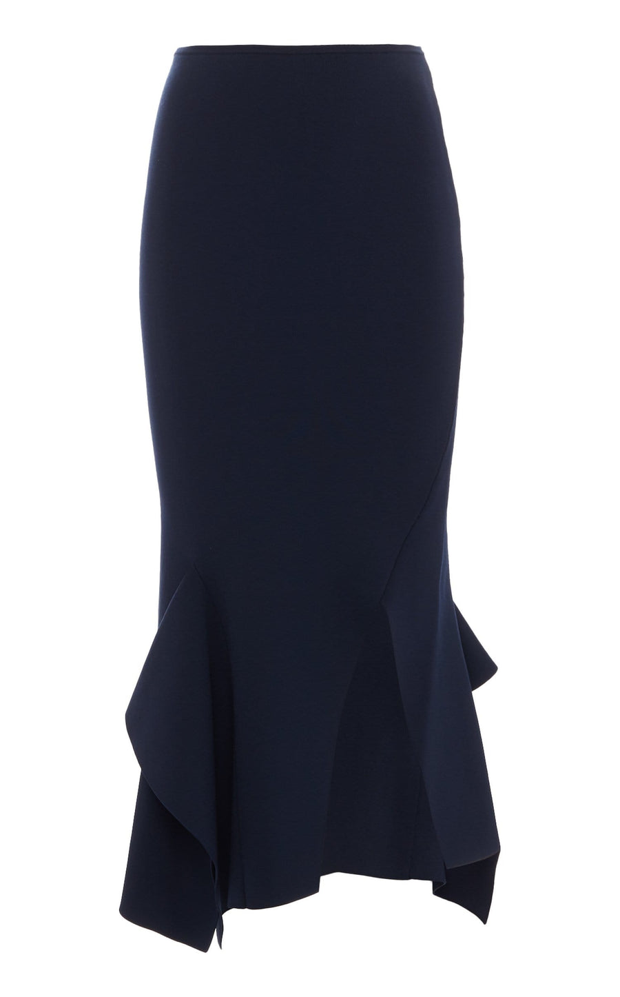Lucca Skirt In Navy from Roland Mouret