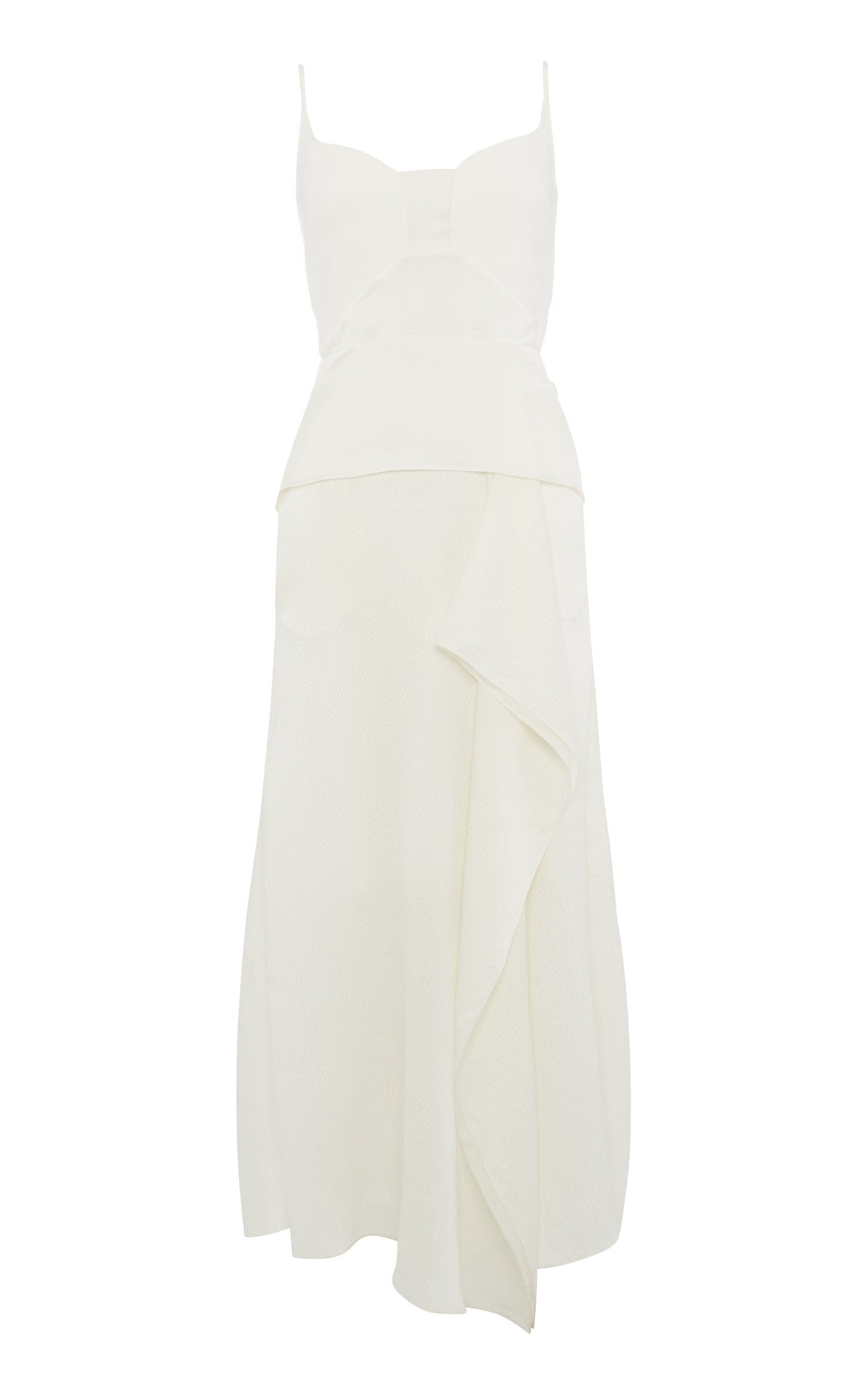 Luske Dress In White from Roland Mouret